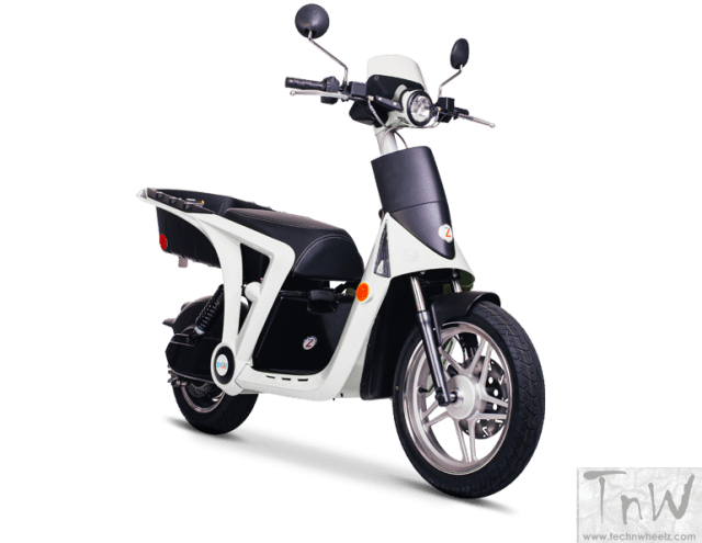 Mahindra GenZe electric scooter (2)