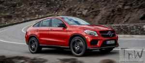 Mercedes GLE 450 AMG Coupé launched @ INR 86.40 lakh