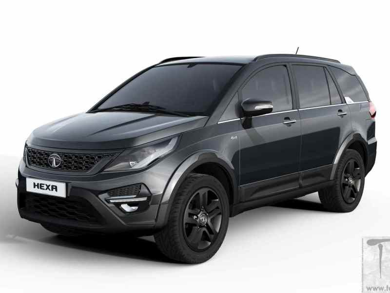 Tata Motors Aria based Hexa and Hexa Tuff unveiled