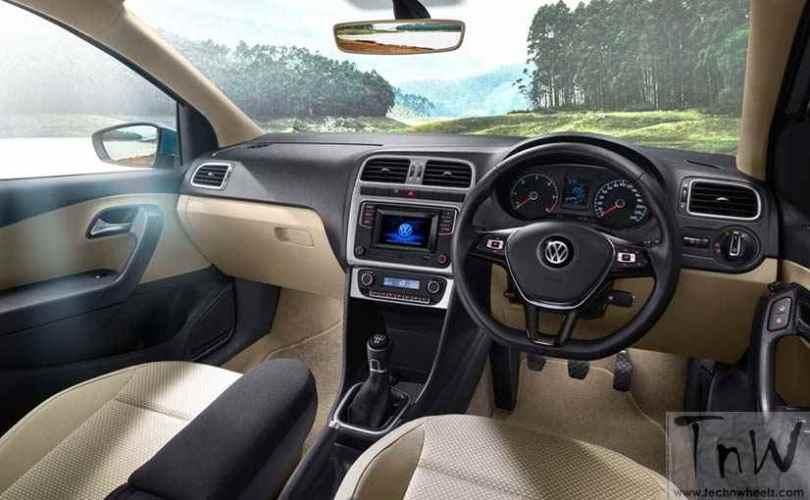 Volkswagen Ameo compact sedan (1)