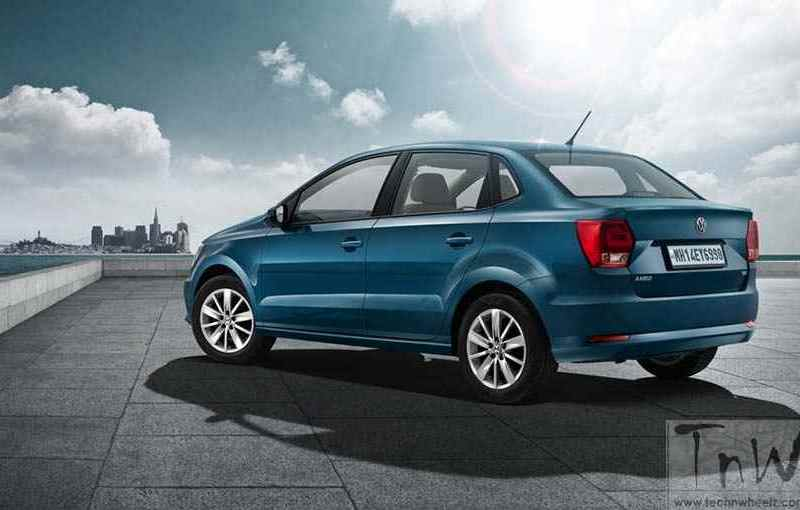 Volkswagen Ameo revealed. Sales in second half of 2016