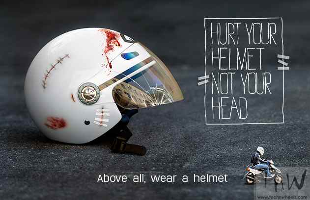 helmet awarness