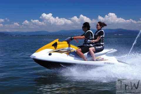 Yamaha WaveRunner VX700S Jet Ski ridden and reviewed!!