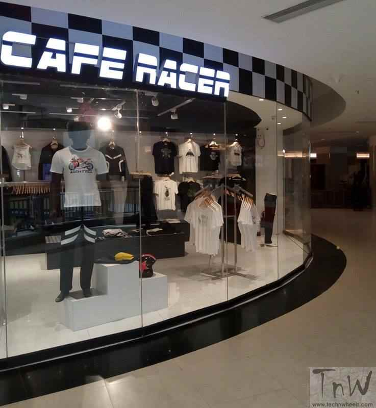 caferacer opens its first store in pune – technwheelz
