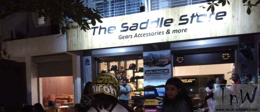 "The Saddle Store – ""We are open for business"""
