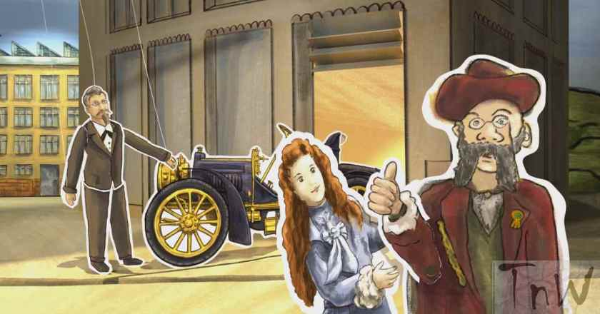 130 years of Mercedes-Benz depicted in animated videos. Must watch