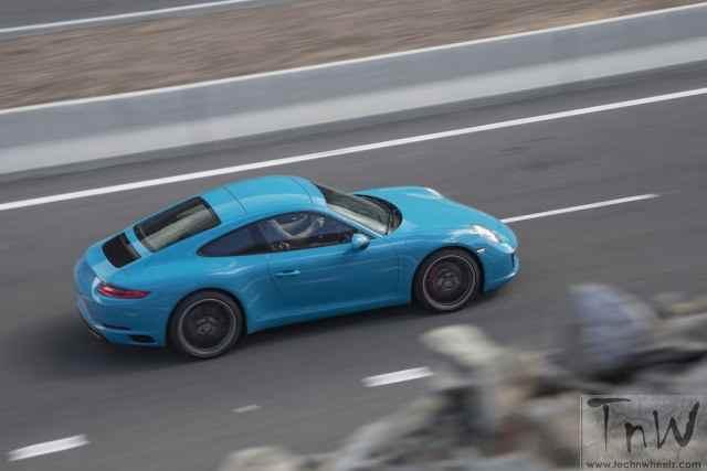 2016 Porsche 911 (5)