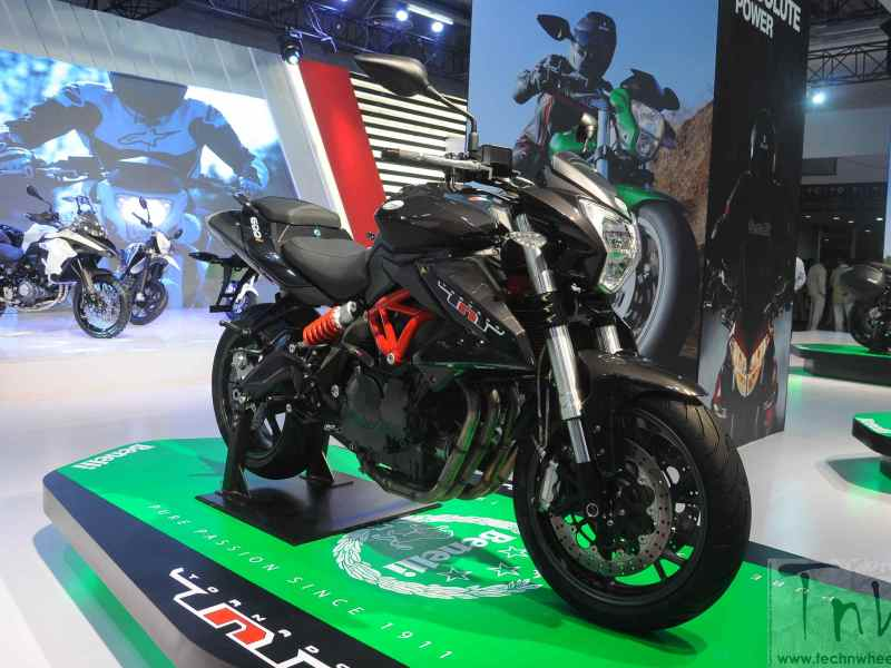 DSK Benelli TNT 600i now with switchable ABS @ INR 5.73 lakh