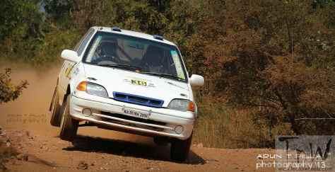 K1000 Blore Rally 2013