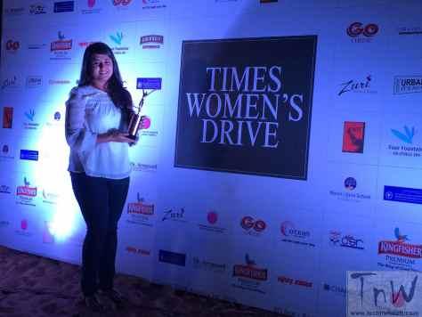 Times Womens Drive 2016