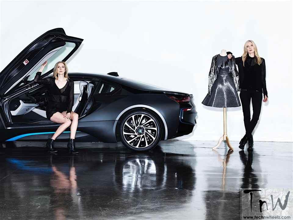 Felder Felder's Carbon Fiber Dress for BMW (5)