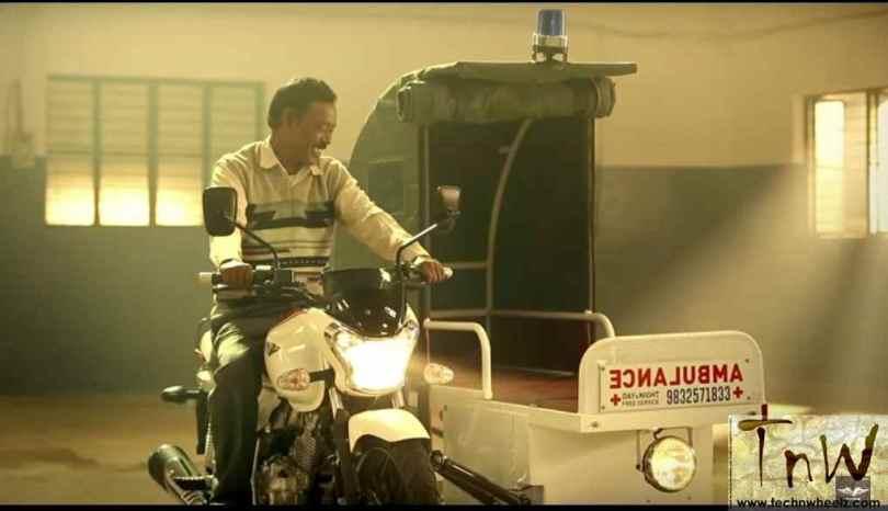 karimul-haque-ambulance-dada-bajaj-v15-c