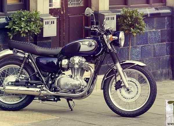 Kawasaki W800 BS6 gets price cut of INR 1 lakh