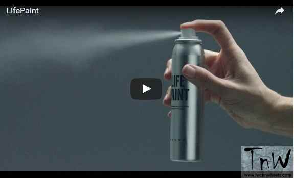 Video: Volvo LifePaint for safety of cyclists