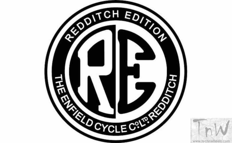 Royal Enfield Classic 350 Redditch series-monogram