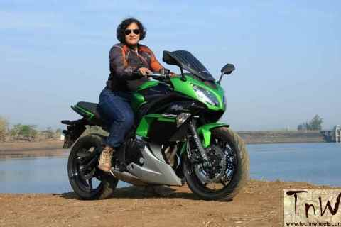 World Women Riders: Shilpa Balakrishnan exploring India on two wheels