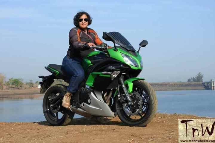 World Women Riders: Shilpa Balakrishnan exploring India on two wheels