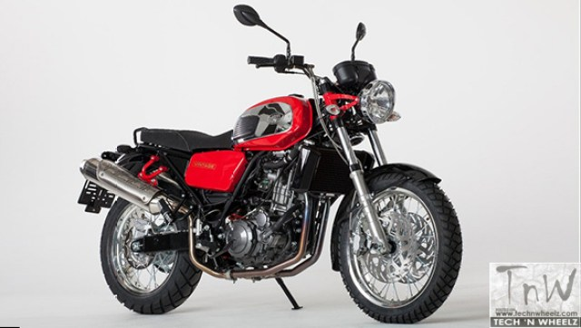2017 Jawa Vintage 660