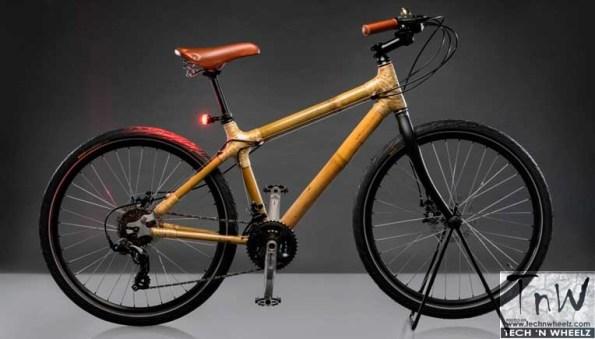 Godrej & Boyce launches Bambusa – bamboo bicycles