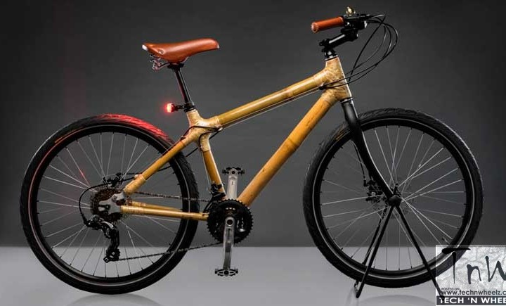 Godrej & Boyce launches Bambusa – bamboo bicycles