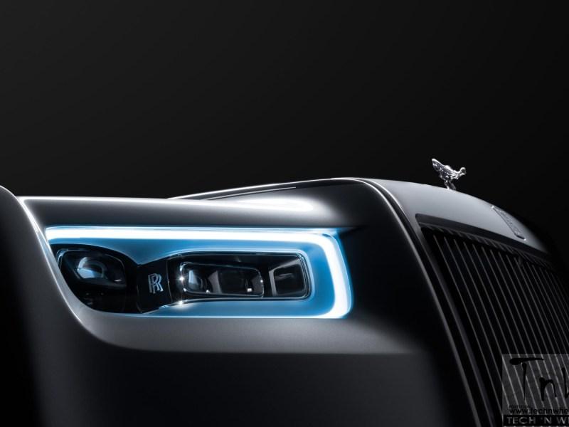 In Images: 2017 Rolls-Royce Phantom