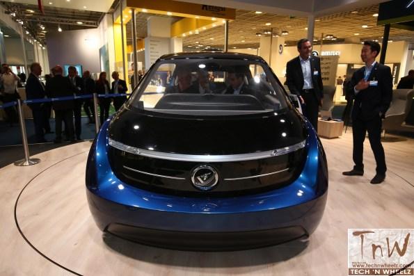 2017 Frankfurt motor show: YanFeng XiM18