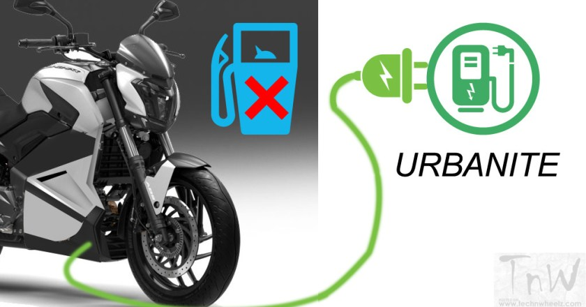 Bajaj Urbanite will be Tesla in the two-wheeler space