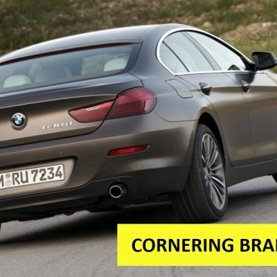 Cornering Brake Control (CBC) explained