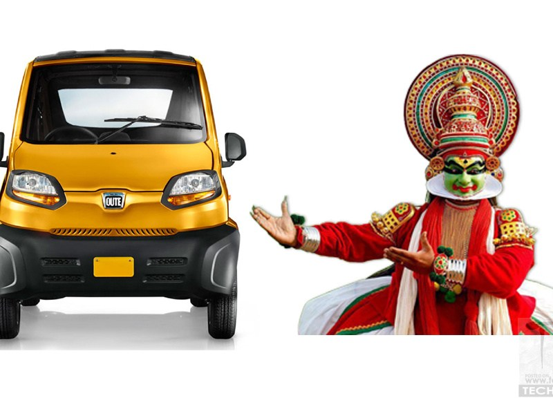 Kerala, North East to get Bajaj Qute first