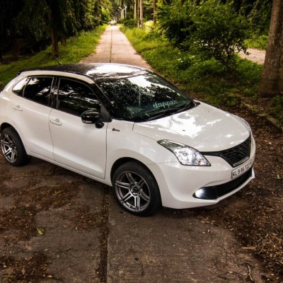 This Baleno from Kerala has got some serious mods