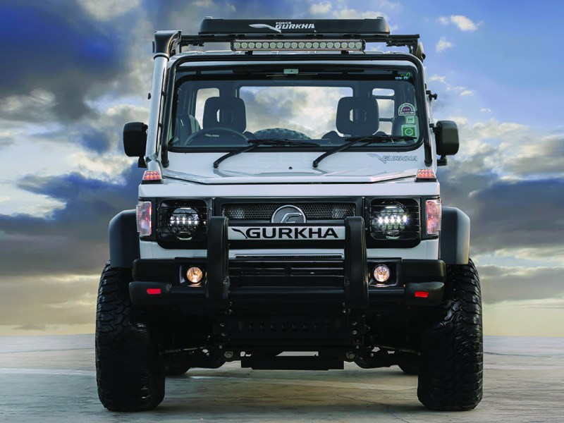 140 PS / 321 Nm Force Gurkha Xtreme launched at INR 12.99 lakh