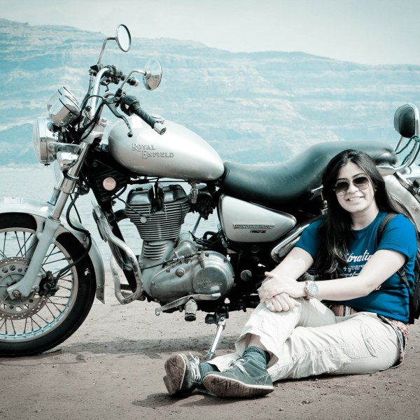 Women Motorcycle Diaries: Priyanka Telang on her love for motorcycles, travel, photography and blogging