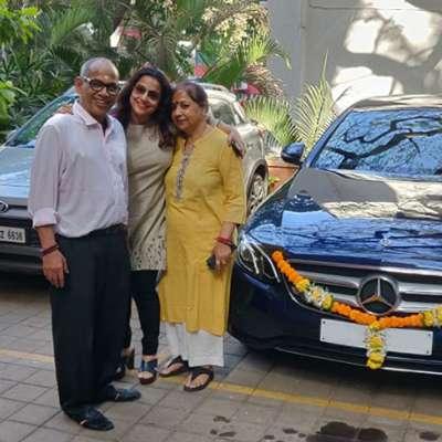 Actress Vidya Balan buys a Mercedes E-Class
