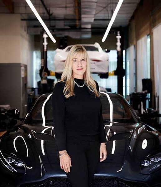 Aston Martin partners with Power of Women for second series