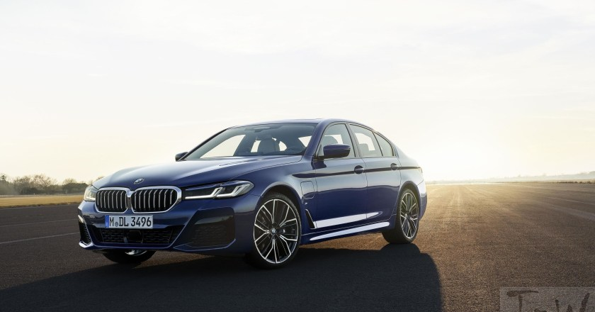 2020 BMW 5 Series facelift revealed
