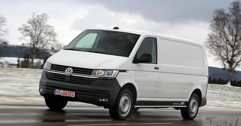 ABT eTransporter 6.1 is VW's first fully electric van