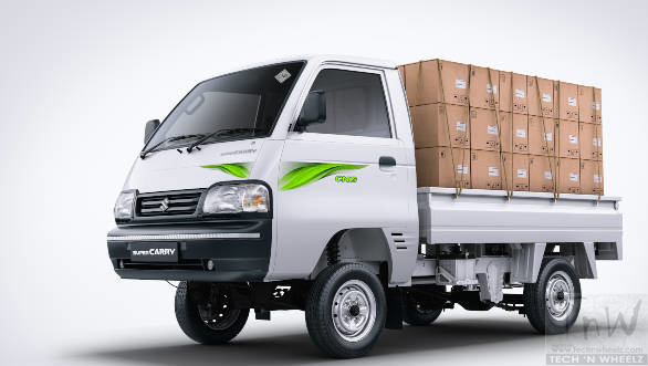 Maruti Suzuki Super Carry S-CNG BS6 launched