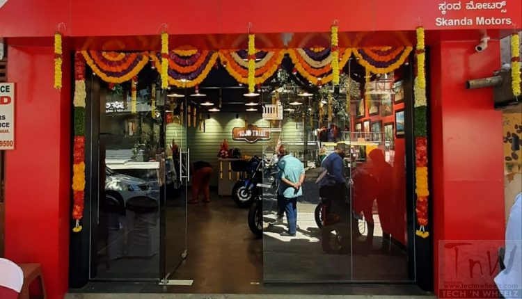 Skanda Motors Mojo Tribe – Mahindra Mojo Exclusive dealership now in Bangalore