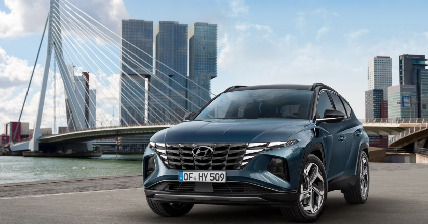 2021 Hyundai Tucson. Its hot, tech loaded and revolutionary SUV