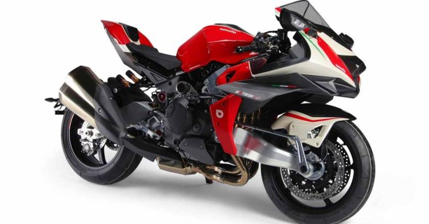 Supercharged Bimota Tesi H2 makes 242PS. Other details revealed