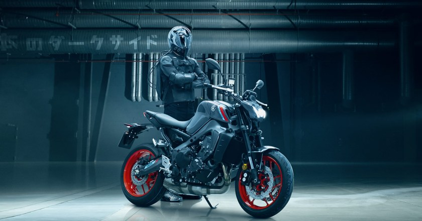 2021 Yamaha MT-09 gets revised styling and more power