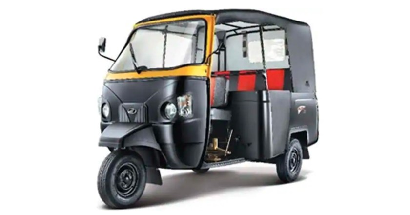 Mahindra Alfa BS6 3-wheeler launched. Claims to be the most fuel efficient