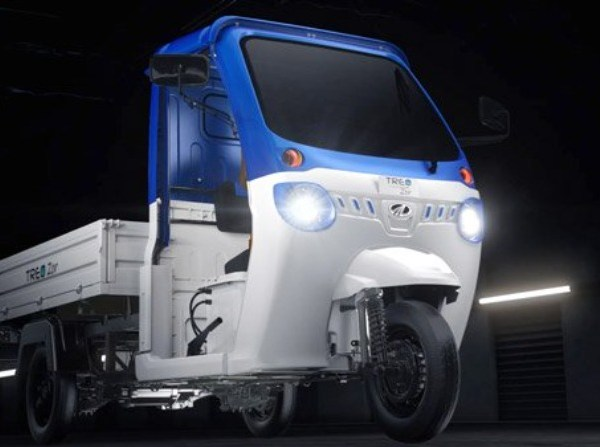 Mahindra Treo Zor electric cargo 3-wheeler launched