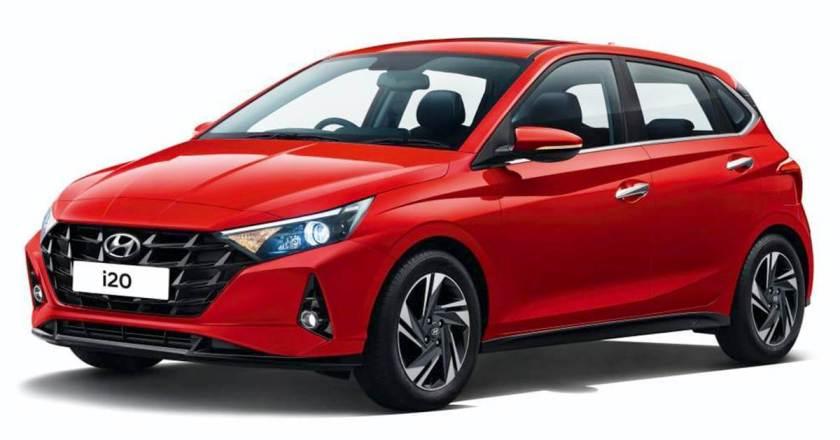 New Hyundai i20 launch on November 5, 2020. Bookings open