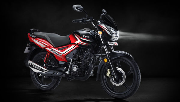 TVS Star City+ commuter motorcycle launched at INR 68,645/-