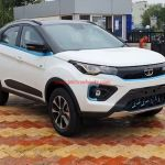 Tata Nexon EV XZ+ Lux Glacier White