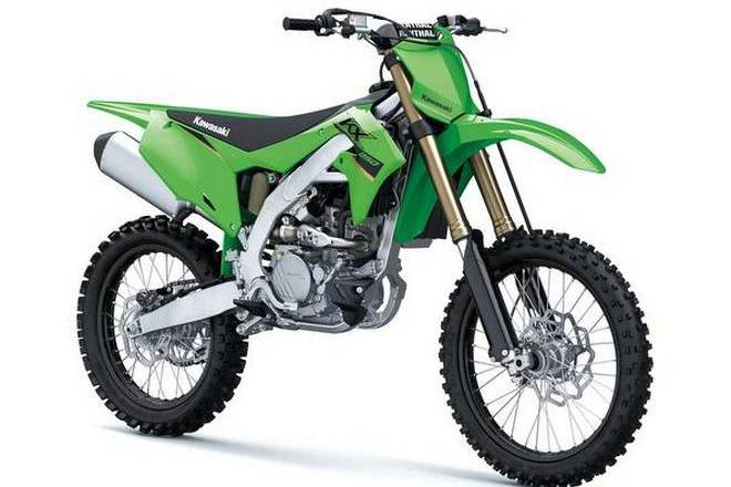 2022 Kawasaki KX250 and KX450 dirt-bikes launched in India