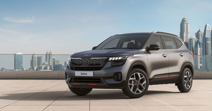 Kia Seltos X Line launched. Gets cosmetic updates sans mechanical changes