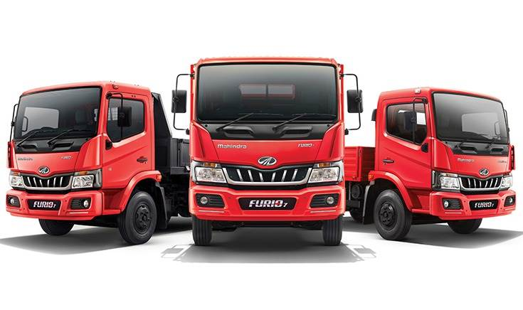 Mahindra Furio 7 range of LCVs launched