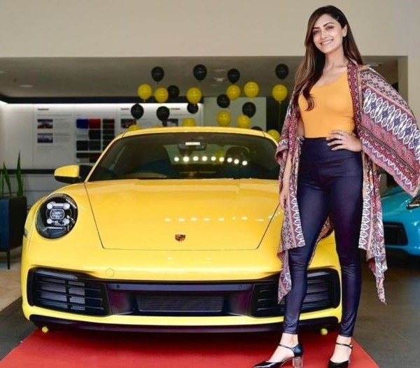 Malayalam actress Mamta Mohandas buys Porsche 911 Carrera S